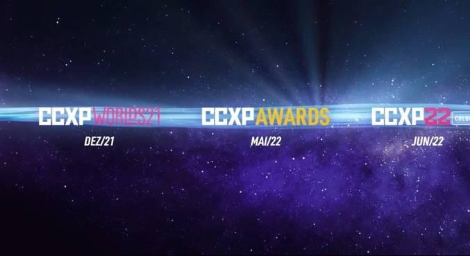 CCXP Awards vai homenagear as principais vertentes da cultura pop