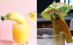 Fazer um passarinho em uma banana parecia algo tão simples, não é mesmo?
