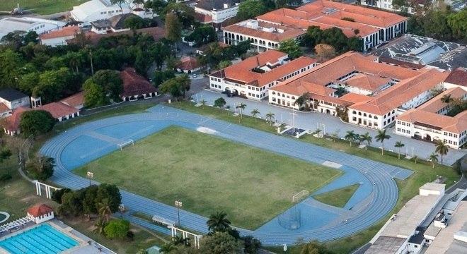 Bangu utiliza instalações da Comissão de Desportos da Aeronáutica para treinar