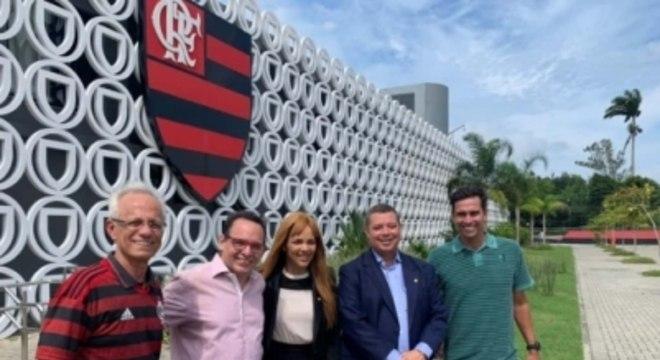 Comissão do Esporte visitou o Ninho