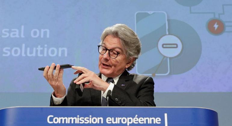 Padronização de cabos USB-C economizaria 250 milhões de euros anualmente no continente