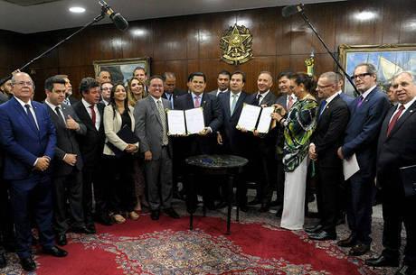 Instalação da Comissão Mista da Tributária em fevereiro