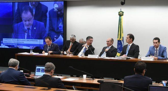 Reunião da Comissão do Orçamento do Congresso
