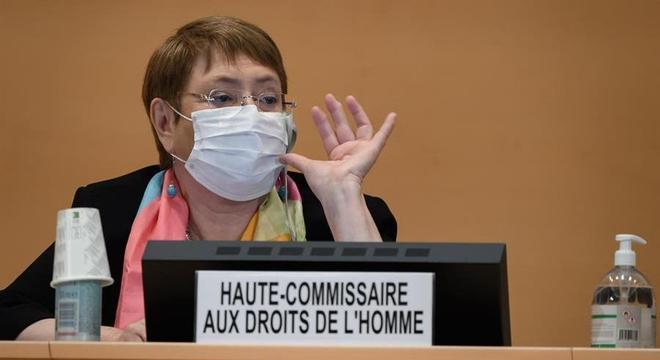Bachelet condenou a falta de investigação das mortes e violação de direito humanos