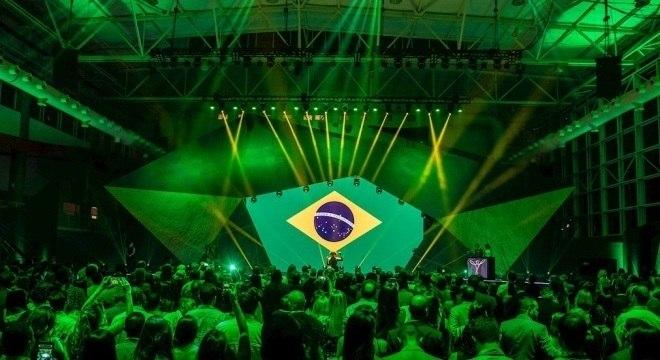 Comite Paralimpico premia o atleta do ano, nesta terça-feira (17), em São Paulo