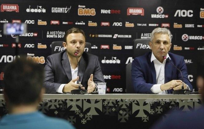 Como a diretoria cruz-maltina deixou completar três meses de atrasos salariais, o Vasco tem chances de lidar com uma debandada de jogadores. O LANCE! lembra casos de saídas litigiosas de atletas.