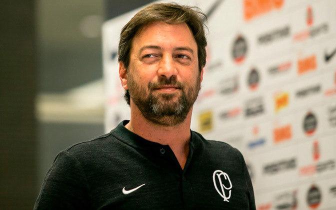 Como Andrés Sanchez não pode mais se candidatar, Duilio Monteiro Alves (foto) será o candidato da situação, na chapa