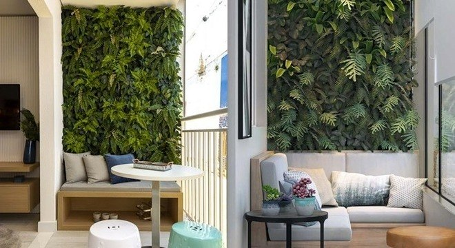 como decorar a varanda