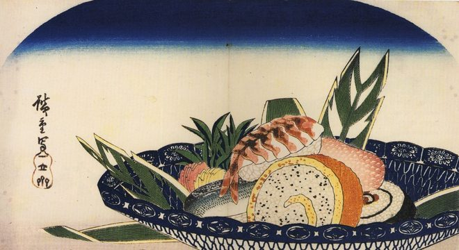 Como fazer sushi em casa - história, re