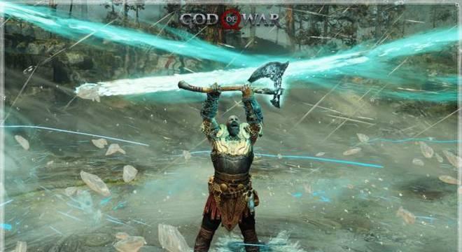 Como jogar God of War