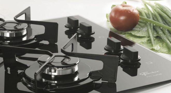 Como limpar cooktop- Dicas essenciais para manter seu fogão limpinho