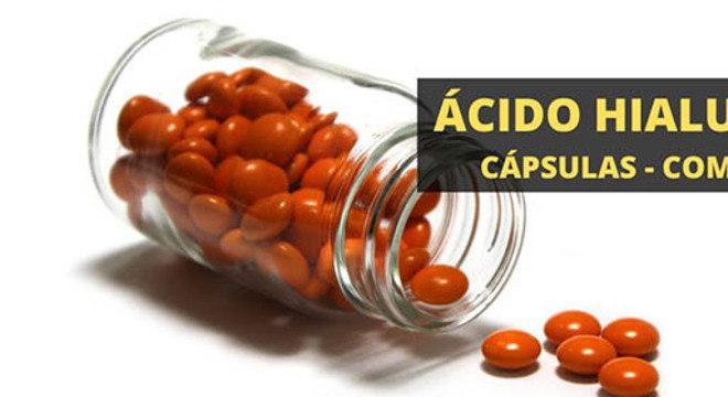 como tomar ácido hialurônico capsulas