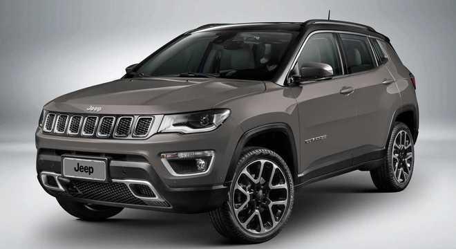Jeep Anuncia Descontos De Ate R 9 Mil Para Compass E Renegade