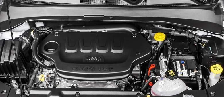Motor 2.0 aspirado rende 166cv no Jeep Compass: desempenho inferior mas consumo igual ao GM