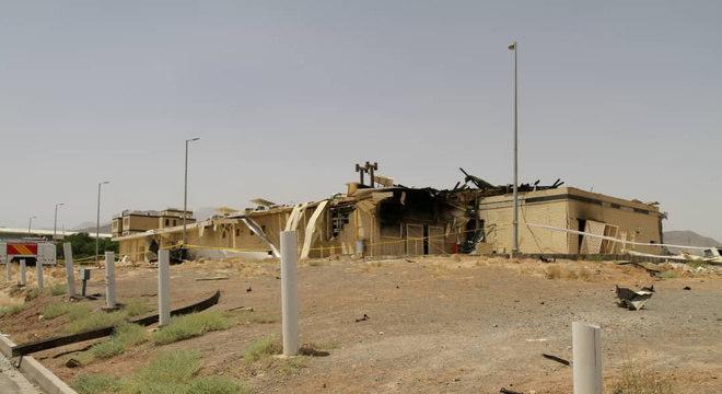 Incêndio que danificou usina de Natanz foi sabotagem, segundo o Irã
