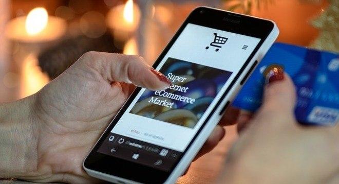 A expectativa para a data é de aumento nas vendas principalmente no e-commerce