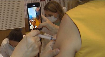 SP vai lançar app para comprovar vacinação