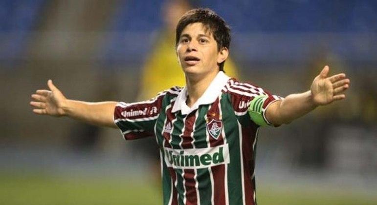 Conca - Principal nome da conquista do Brasileirão de 2010, ele atuou em todas as 38 rodadas da competição. Ficou no clube até 2011, quando acabou indo para a China, mas retornou em 2013 para ficar por mais um ano.