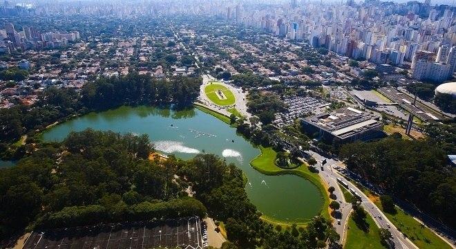 Parque do Ibirapuera e o do Carmo vão funcionar das 6h às 16h