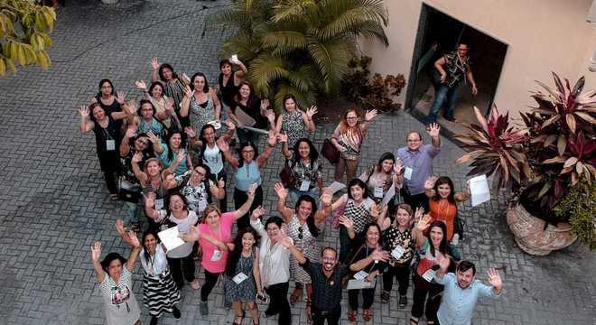 Núcleo de Pernambuco reuniu professores de Recife, Itambé e Petrolina