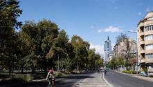 Medidas de confinamento no Chile atingirão 74% da população