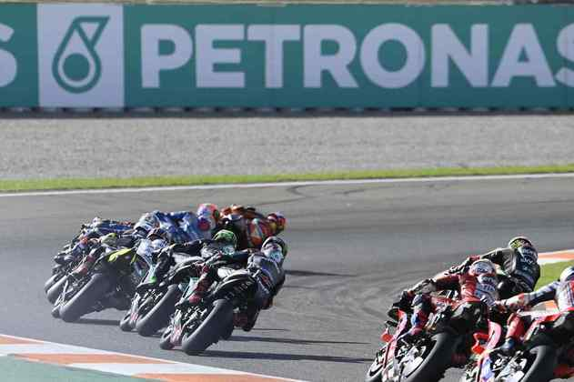 Confira as imagens do GP da Europa da MotoGP