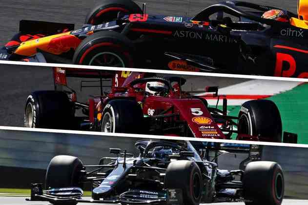 Confira as melhores imagens da Fórmula 1 na sexta-feira de treinos livres em Mugello