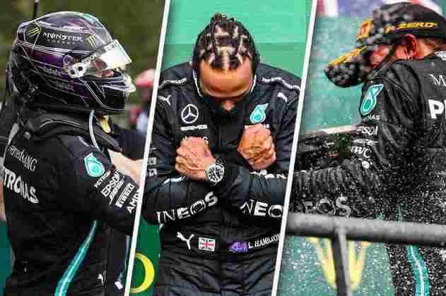 Confira as melhores imagens do GP da Bélgica 2020 de Fórmula 1