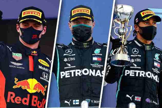 Confira as melhores imagens do GP da Rússia, disputado em Sóchi