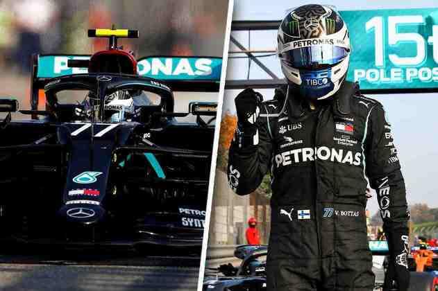 Confira as melhores imagens do treino classificatório da Fórmula 1 2020 em Ímola (Por Grande Prêmio)