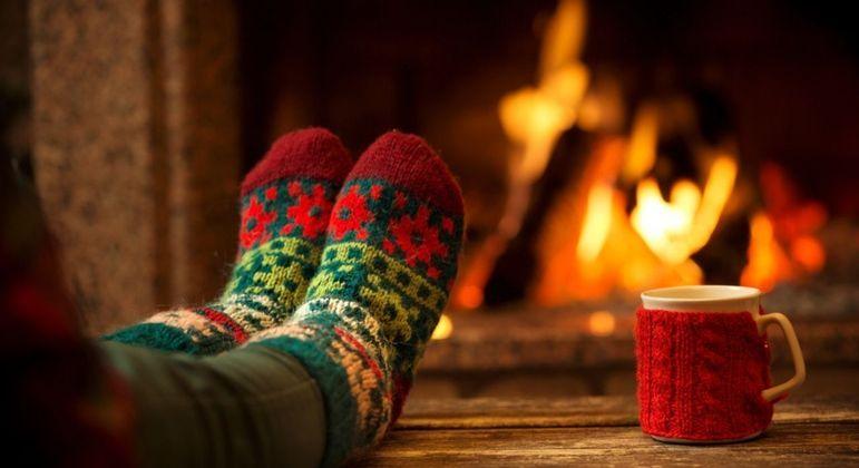 Confira dicas infalíveis para manter o corpo quentinho no frio