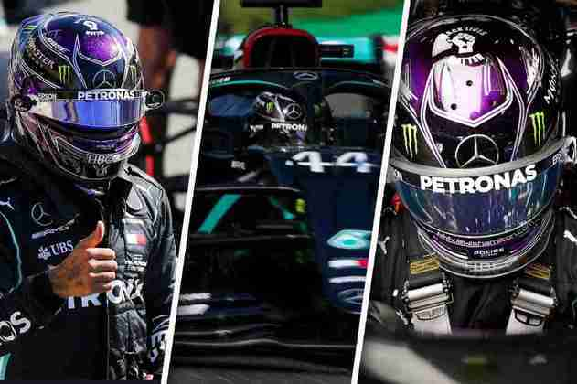 Confira imagens do sábado de treinos em Monza