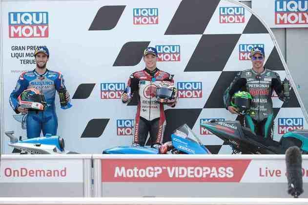 Confira o grid de largada do GP de Teruel da MotoGP