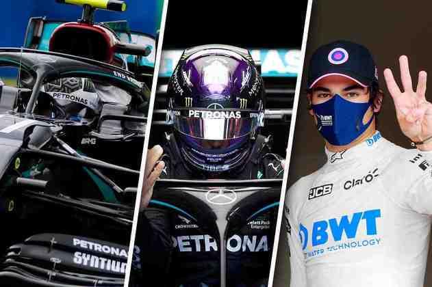 Confira o grid de largada para o GP da Hungria