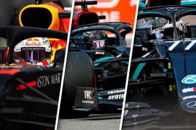 Confira o grid de largada para o GP da Rússia, em Sóchi