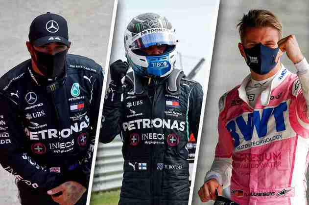 Confira o grid de largada para o GP dos 70 Anos da Fórmula 1