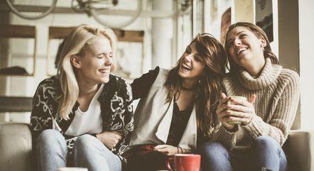 Amizades verdadeiras se cultivam com o tempo e não podem ser compradas
