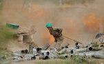 A região separatista deNagorno-Karabakh, alvo de disputa entre Armênia e Azerbaijão, tornou-se palco de um conflito armado desde domingo (27). Dezenas de civis e militares já morreram. EUA e países da Europa pediram que os dois governos cessem os ataques