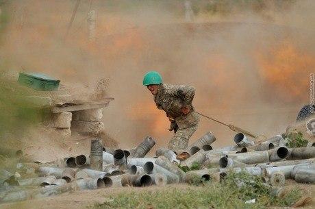 Líderes pedem cessar-fogo na fronteira
