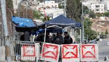 Jerusalém registra novos incidentes horas depois da trégua em Gaza
