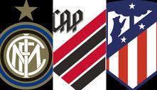 Inter de Milão vai mudar escudo: veja times que trocaram de símbolo