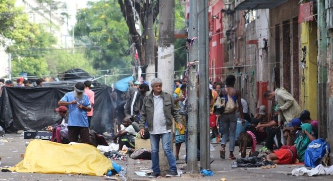 Prefeito diz que Cracolândia representa preocupação extra em pandemia