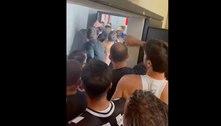 Polícia de BH recebe denúncia de 11 pessoas contra equipe do Boca