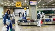 Ônibus laboratório terá testes de covid no aeroporto de Congonhas