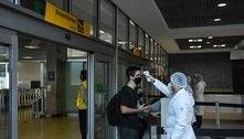 SP monitora dois passageiros de voo com caso de variante indiana
