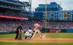 O Jogo de Beisebol dos Congressistas é uma tradicional partida disputada desde 1909 entre os membros eleitos dos partidos Democrata e Republicano ao Congresso dos Estados Unidos. O evento tem como objetivo arrecadar fundos para instituições de caridade norte-americanas