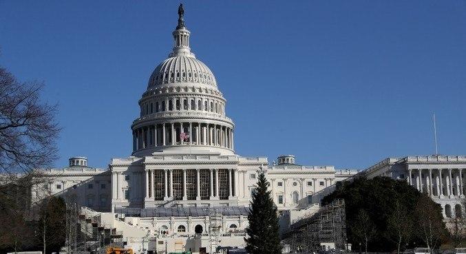 Congresso norte-americano tem sessão para oficializar resultados da eleição