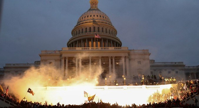 Invasão do Congresso atrasou sessão de confirmação da eleição