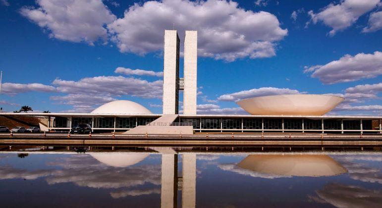 Sede do Congresso Nacional, em Brasília