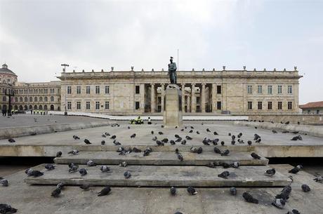 Congresso colombiano aprovou lei proposta por Duque